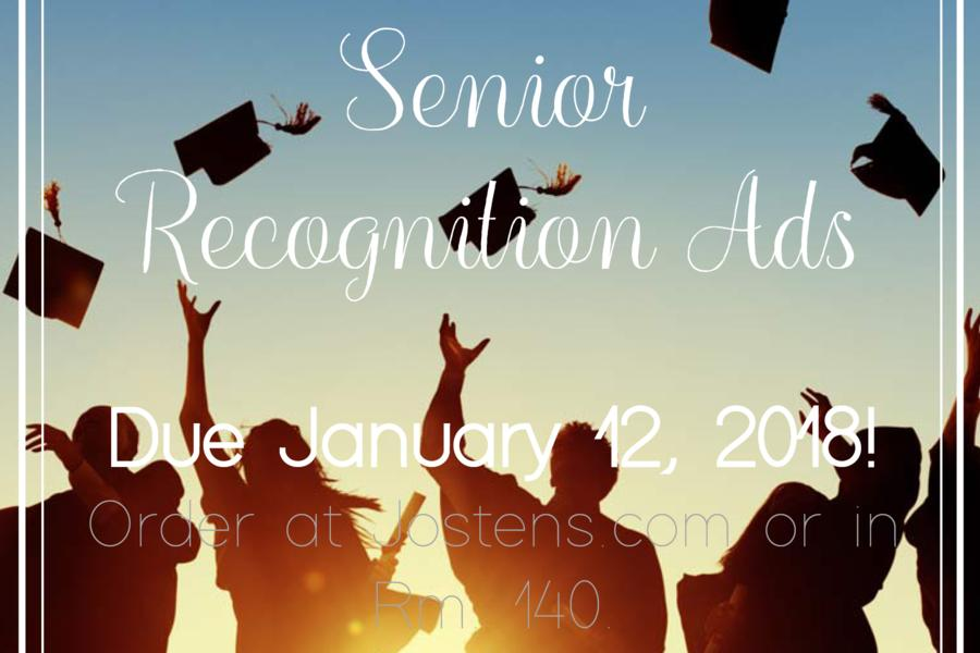 Senior Recognition Ads